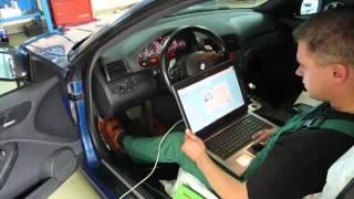 Размеры багажника Skoda Octavia a5 универсал